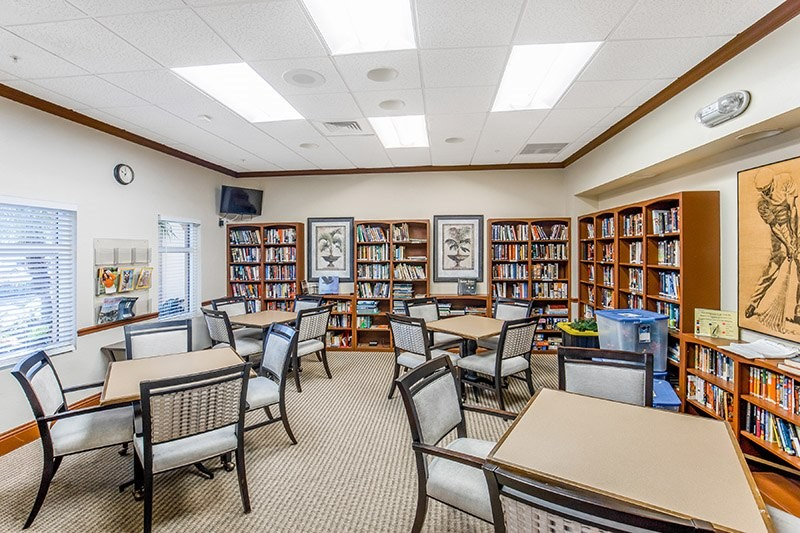 Common Area Library