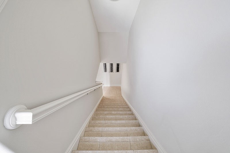 Stairs View 2