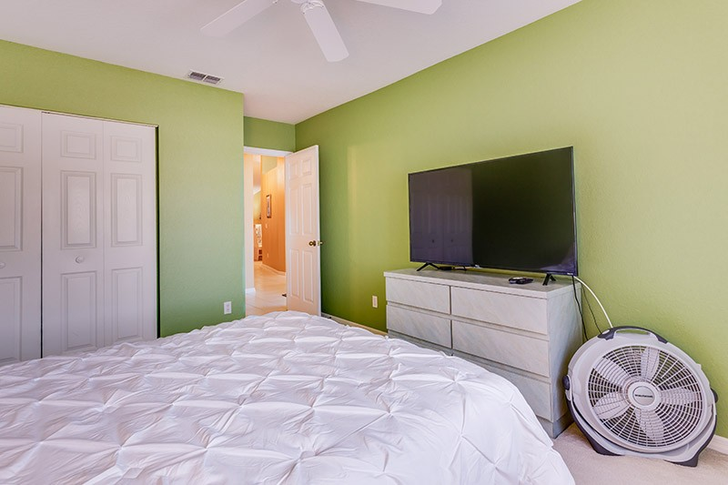 Guest Bedroom View 4