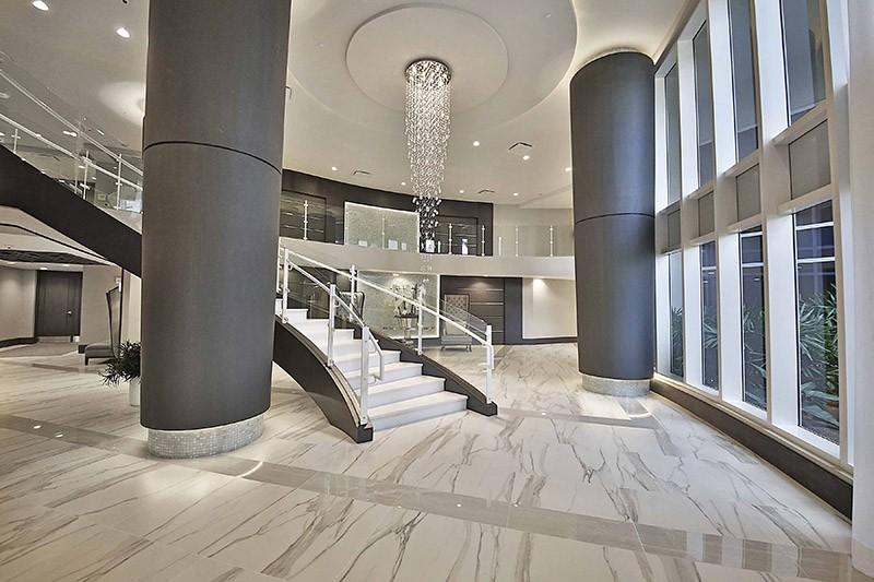 Seaglass Lobby