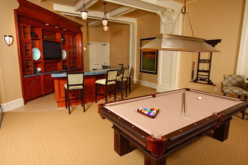 Esperia Billard Room