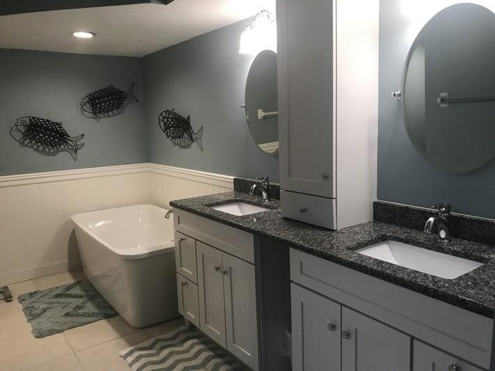 Master Bathroom View 3
