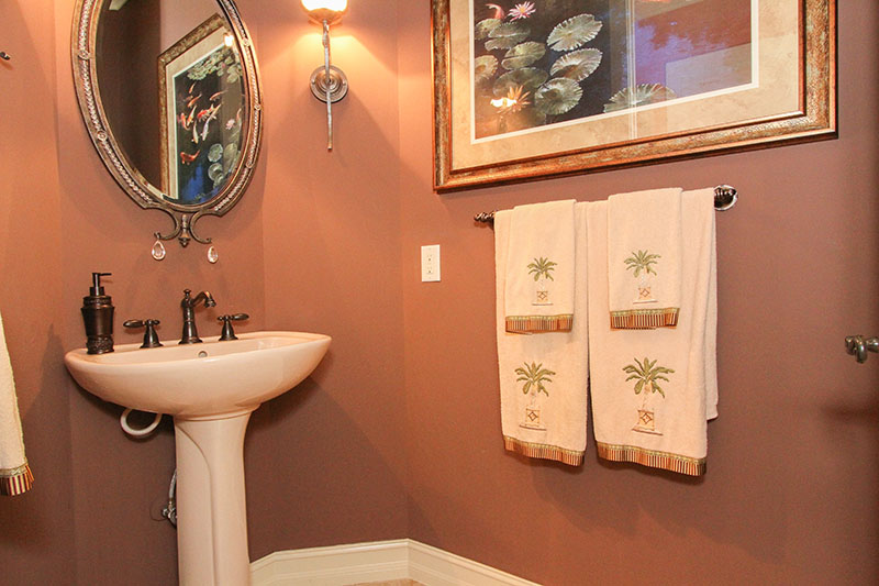 Guest Hall Bathroom