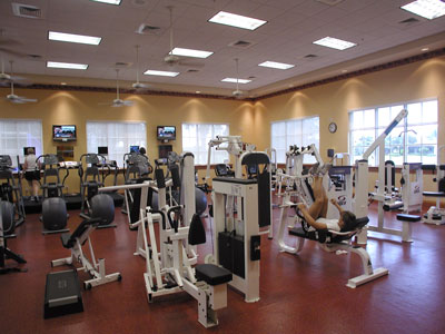 Community Exercise Room